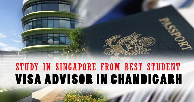 Study in Singapore From Best Student Visa Advisor in Chandigarh
